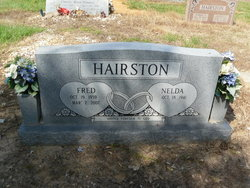 Alson Frederick Fred Hairston