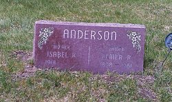 Isabel K. Anderson