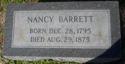 Nancy <i>Ferguson</i> Barrett