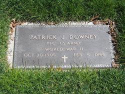 Patrick J Downey