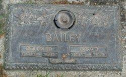 Cora Helen <i>Bruner</i> Bailey