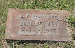 Amos Goodlowe Maynard