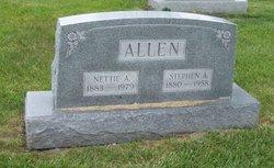 Nettie A. Allen