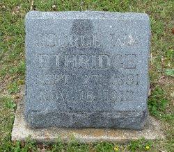 George William Ethridge