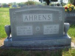 Edward Burton Ahrens