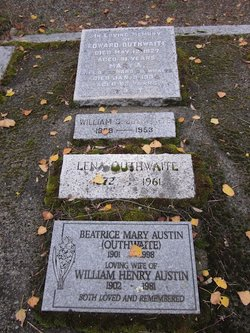 Beatric Mary <i>Outhwaite</i> Austin