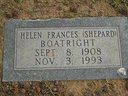 Helen Frances <i>Smith</i> Boatright