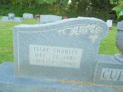 Isaac Charlie Cupstid