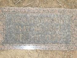 George Henry Strain