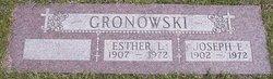 Joseph E. Gronowski