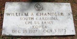 William Amos Chandler, Jr