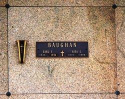 Earl F Baughan