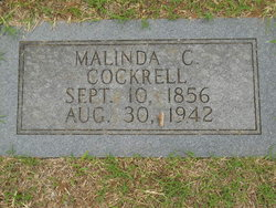 Malinda Catherine <i>Snapp</i> Cockrell