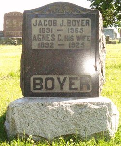 Jacob James Boyer