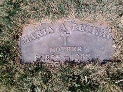 Maria Saavedra <i>Acosta</i> Lucero
