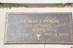 Thomas P Byron
