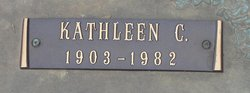 Kathleen C. Barnes