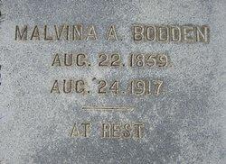 Malvina Alberta <i>Parsons</i> Bodden
