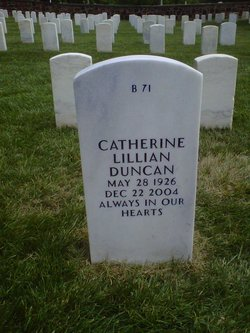 Catherine Lillian Duncan