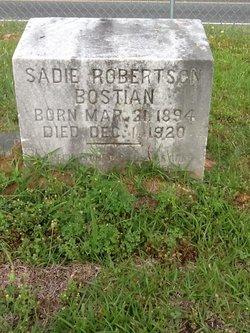 Sadie Robertson Bostian