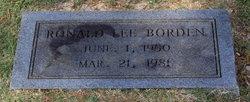 Ronald Lee Borden