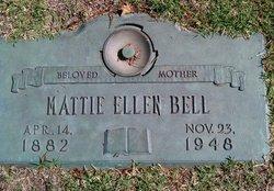 Mattie Ellen Bell