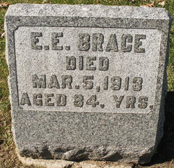 Elizabeth E <i>Warner</i> Brace