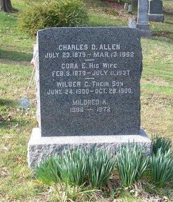 Charles D Allen