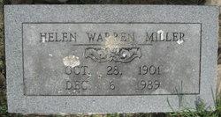 Helen <i>Warren</i> Miller
