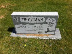 Alice F. Troutman