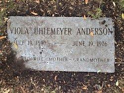 Viola <i>Uhlemeyer</i> Anderson