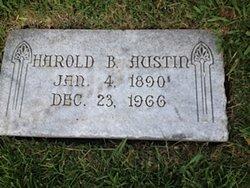 Harold B Austin