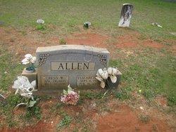 Cress W Allen