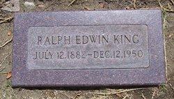 Ralph Edwin King