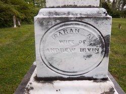 Sarah A. Irvin