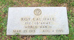Roy Cal Hale