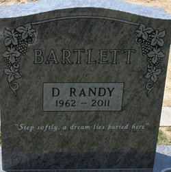 Donald Randy Bartlett