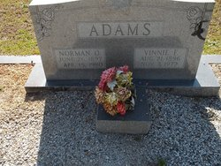 Norman Odell Adams