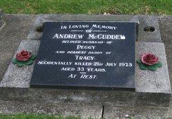 Andrew McCudden