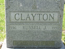 Russell J Clayton