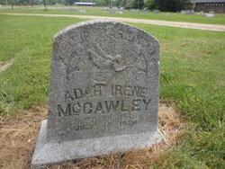 Adah Irene McCawley