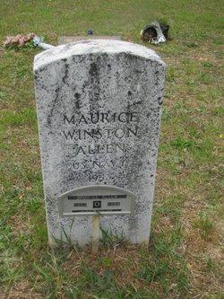 Maurice Winston Allen