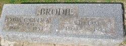 Lydia C <i>Gulick</i> Brodie