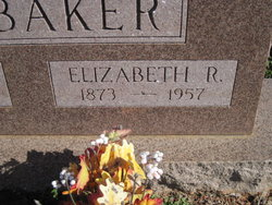 Elizabeth Rose Lizzie Brubaker