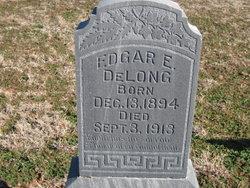 Edgar E. Delong