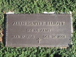 Allen Dewitt Elliott