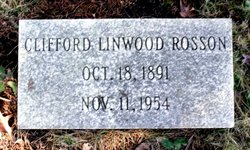 Clifford Linwood Rosson