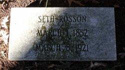 Seth Rosson