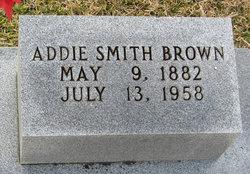 Addie <i>Smith</i> Brown