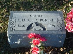 Anna L. <i>Batton</i> Roberts